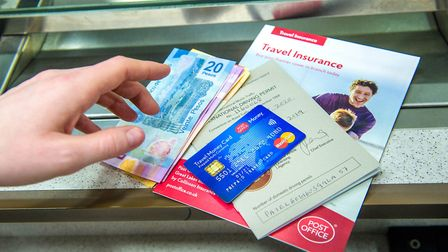 The Post Office offers International Driving Permit services in branches across the UK. Photograph: