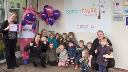 Stationhouse Nursery has received Millie's Mark award for safety.