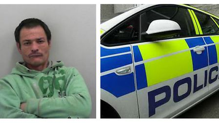 Police caught Clive Hill in Failand. Picture: Avon and Somerset Constabulary.