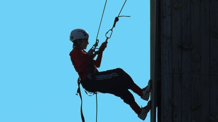 Sign up for the charity abseil in aid of the Chemotherapy Appeal.