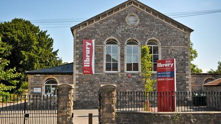 Yatton Library will not reopen until the late-summer.
