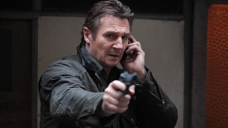 Liam Neeson in Taken 3. Picture: Contributed