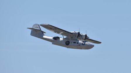 Catalina Flying Boat. Picture: Christopher Field