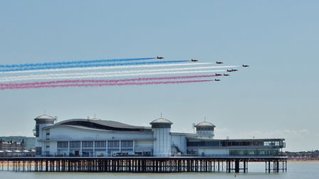Weston air day. Picture: Timmay Curtis