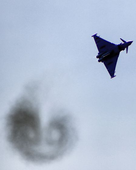 Weston Air Festival (Sunday). Picture: Roger Fry