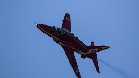 Spectatular displays at this years Air Festival, held on17th and 18th June.. Picture: Wendy Elson