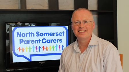 Guy Kingston of North Somerset Parent Carers.
