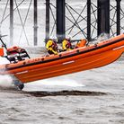 Weston lifeboat. Picture: Ian Young