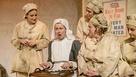 Gas Girls will be shown at The Blakehay Theatre.