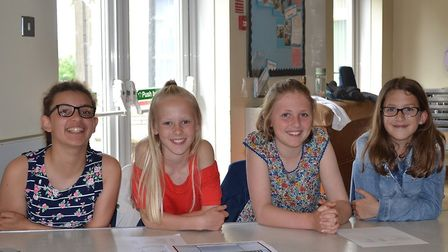 Fairfield Primary School's talent show hit the right notes.