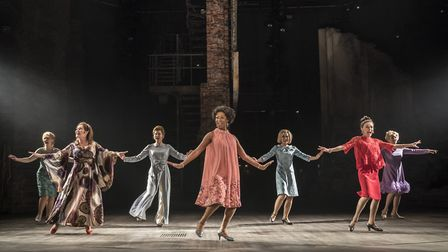 FOLLIES by Sondheim ;