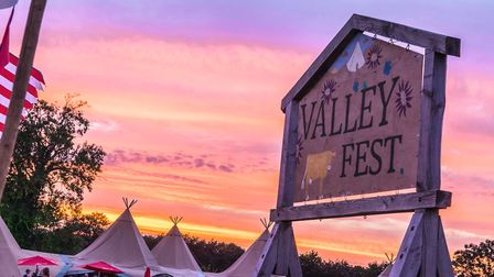 A celebration of good food and live music at Valley Fest.