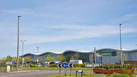 The retail park could grow in size.