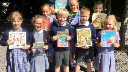 The school will use any money it receives to fund a reading haven.