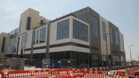 Coming soon... Dolphin Square.