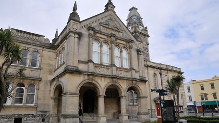 Opening hours will be reduced from this week at Weston-super-Mare Town Hall.