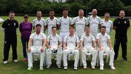 Claverham Cricket Club has thanked theclub for its 'generous' financial backing.