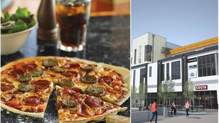 Which restaurant at Dolphin Square are you most excited about?