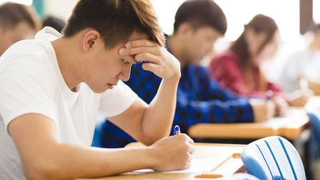 Students will receive their results tomorrow. (Picture: Getty Images/iStockphoto)