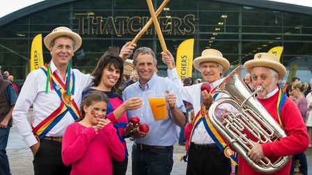 Thatchers will hold its first open day since 2015. Picture: Neil Phillips