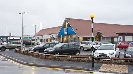 Portishead's Aldi has not been allowed to increase its delivery hours.