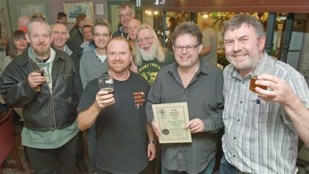 The campaign to save the pub was given an award by CAMRA.