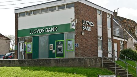 Lloyds moved out of Yatton in July.