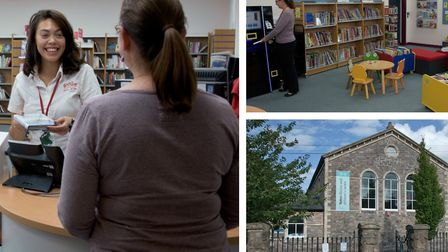 Yatton Library has reopened after a major upgrade.