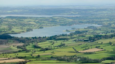 Blagdon Lake and Chew Valley Lake. Picture: Zak Ghent