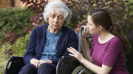 Carers can help people to link up with friends and attend social groups.