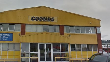 Coombs' base in Searle Crescent. Picture: Google Street View