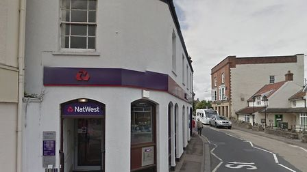 NatWest in Cheddar closed on Tuesday. Picture: Google Maps