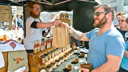 Eat: Weston was a big success earlier this year.
