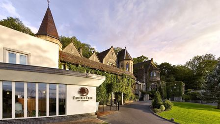 Cadbury House earned a bronze prize for large hotel of the year.