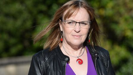 Maggie Siviter is suing North Somerset Council after being dismissed in 2015. Picture: Wales News Se