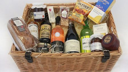The Luxury West Country Hamper.