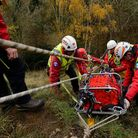 The search and rescue team has been boosted by a donation from Tesco.