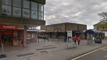 Jean Mays Hair And Beauty, in The Precinct, has closed down. Picture: Google