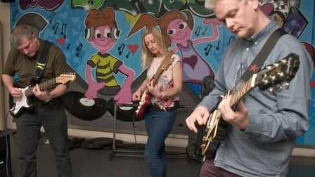The Rock Project, 'Rock Club Encore' classes for adults launches at Portishead Youth Club.