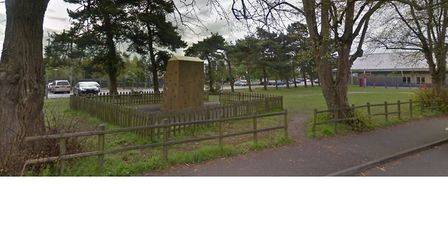 Parents and children want a new climbing wall in Portishead. Picture: Google Maps.