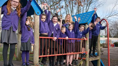 St Andrew's Primary School, in Congresbury has received a good Ofsted report. Headteacher Fran Marti