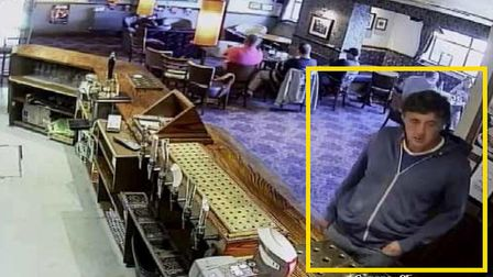 Darren Osborne seen at a bar in Cardiff two days before the attack, where witnesses said he vowed to