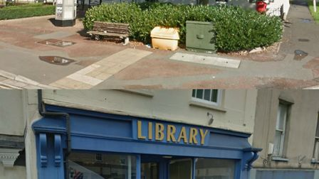 Cheddar and Highbridge libraries are at risk of closure. Picture: Google Maps