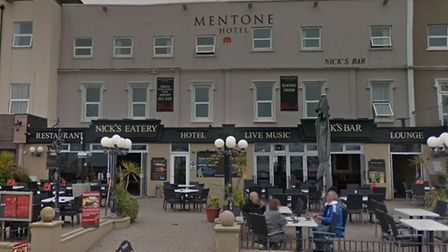 The Mentone Hotel failed to pay four members of staff the minimum wage.