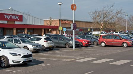 Is this the retail park North Somerset Council is hoping to buy?
