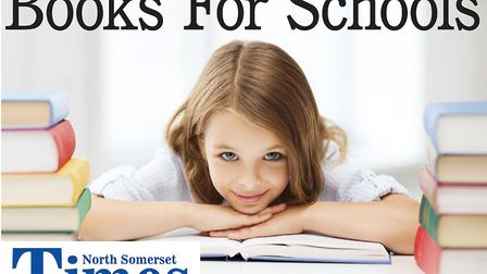 Usborne has teamed up with the North Somerset Times to support our Books For Schools campaign.