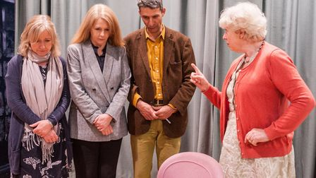 Wrington drama enthusiasts will take to the stage later this month. Picture: Bob Bowen