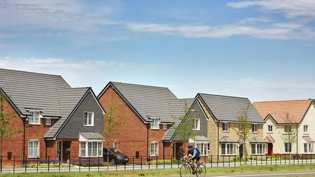 Taylor Wimpey has put cycling 'at the heart' of The Vale plans.