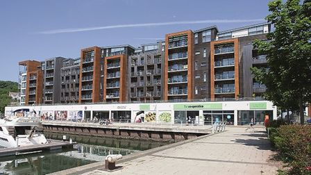 The Siren's Calling will open at Portishead marina next week.