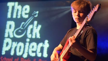 Young musicians will perform in concerts. Picture: The Rock Project